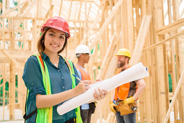 women construction